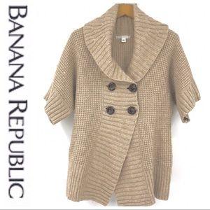 💕SALE💕 Banana Republic Tan Brown Sweater